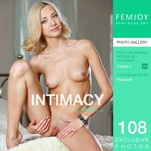 Carina J – Intimacy
