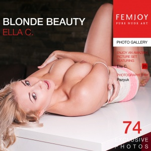 Ella C – Blonde Beauty