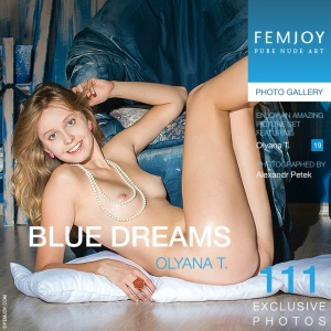 Olyana T - Blue Dreams