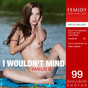 Amelie B - I Wouldn't Mind
