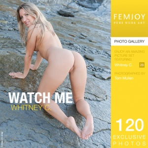 Whitney C – Watch Me