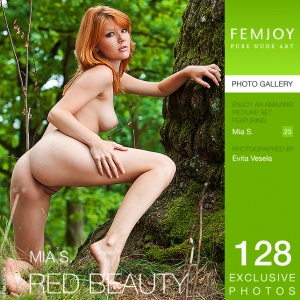 Mia S - Red Beauty