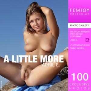 April E – A Little More