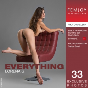 Lorena G - Everything