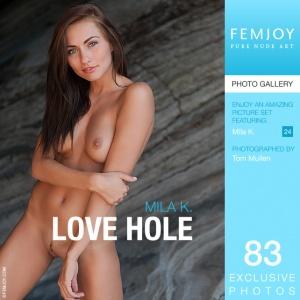 Mila K – Love Hole