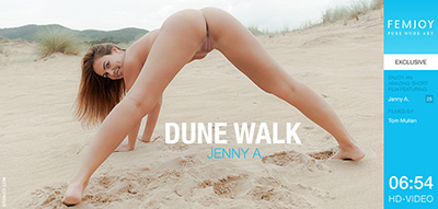 Video: Jenny A – Dune Walk