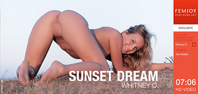 Video: Whitney C – Sunset Dream