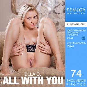 Ella C – All With You