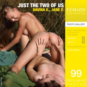 Davina E, Jane F – Just The Two Of Us