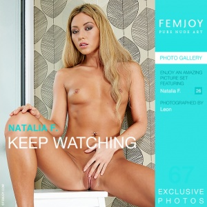 Natalia F – Keep Watching