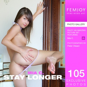 Mia C – Stay Longer