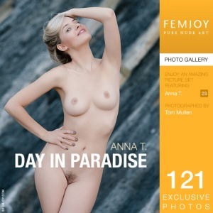 Anna T - Day In Paradise