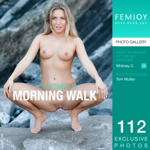 Whitney C – Morning Walk