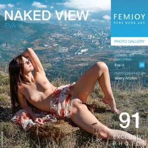 Eva U - Naked View