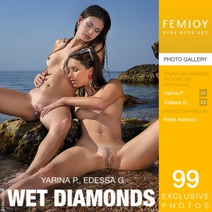 Edessa G, Yarina P – Wet Diamonds