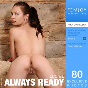 Lucie L – Always Ready