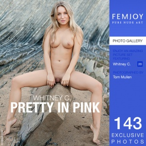 Whitney C – Pretty In Pink