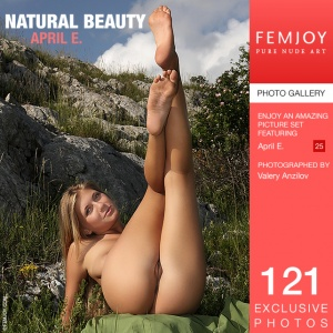 April E – Natural Beauty