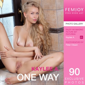 Kaylee A – One Way
