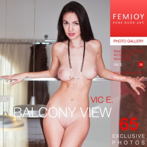 Vic E – Balcony View
