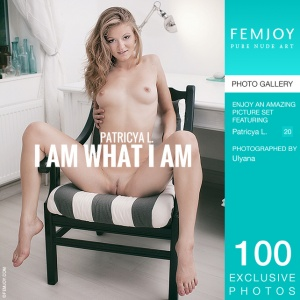 Patricya L – I Am What I Am