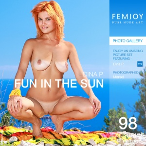 Dina P – Fun In The Sun