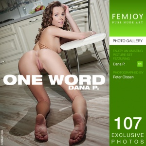 Dana P - One Word