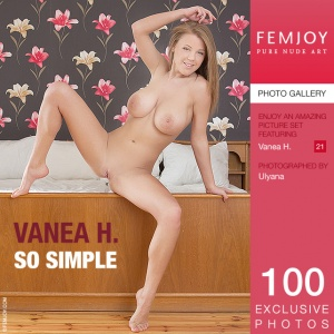 Vanea H – So Simple