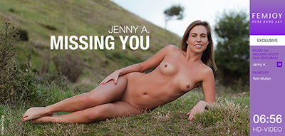 Video: Jenny A – Missing You