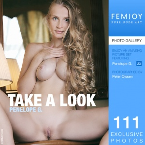 Penelope G – Take A Look