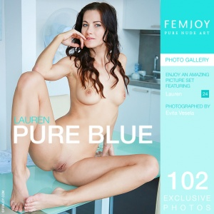 Lauren - Pure Blue