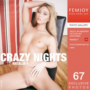 Natalia F – Crazy Nights