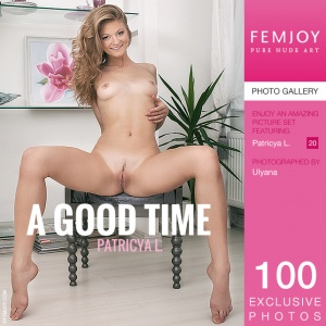 Patricya L - A Good Time