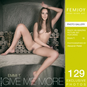 Emmi T - Give Me More
