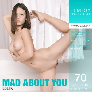 Loli F – Mad About You