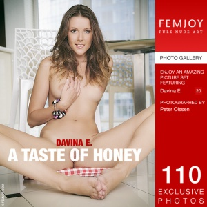 Davina E – A Taste Of Honey