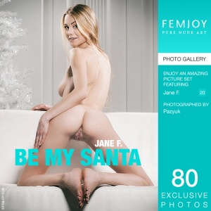 Jane F – Be My Santa