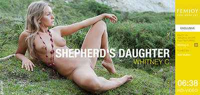 Video: Whitney C – Shepherd's Daughter