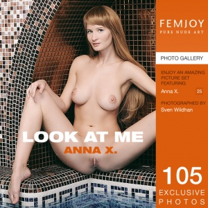 Anna X – Look At Me