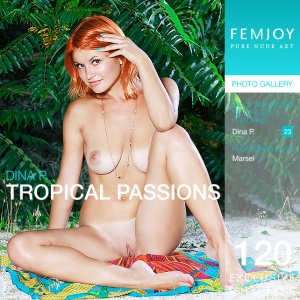 Dina P - Tropical Passions