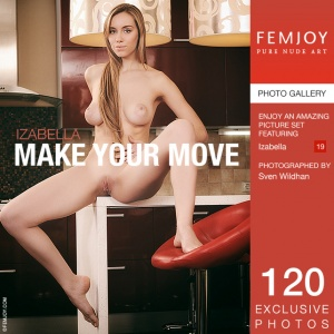 Izabella - Make Your Move
