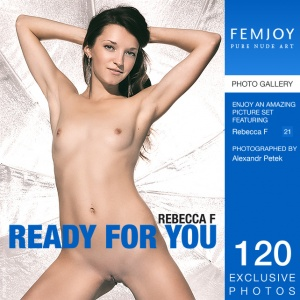Rebecca F – Ready For You