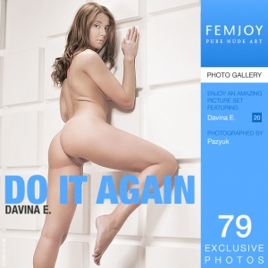 Davina E – Do It Again