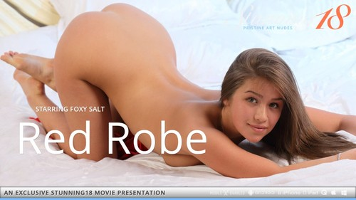 Video: Stunning18 - Foxy Salt - Red Robe