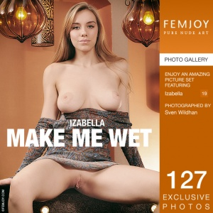 Izabella – Make Me Wet