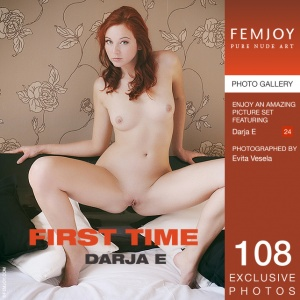 Darja E – First Time