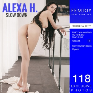 Alexa H - Slow Down