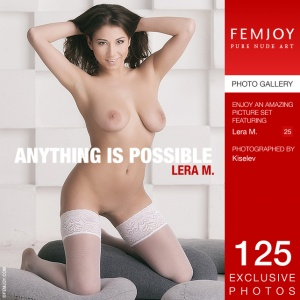 Lera M – Anything Is Possible