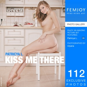 Patricya L – Kiss Me There