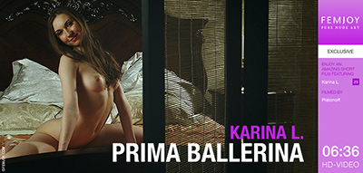Video: Karina L – Prima Ballerina